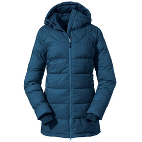 Schöffel Boston Insulated Parka Women, moonlit ocean